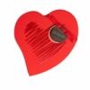 Kép 1/3 - Cachet Praliné válogatás szív piros 185g