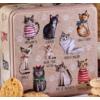 Kép 3/5 - Grandma Wild's Keksz pulcsis macskák FD 160g