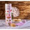 Kép 2/4 - Grandma Wild's Keksz gyümölcsös henger pink 200g