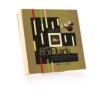 Kép 1/4 - Oliva GOLD 85% csoki - pisztácia - erdeigyümölcs 250g