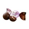 Kép 3/5 - Tejcsokoládé mogyorókrémmel és gabonadarabokkal