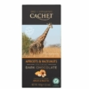 Kép 1/2 - Cachet Ét tábla sárgabarack-mogyoró 57% organikus 100g