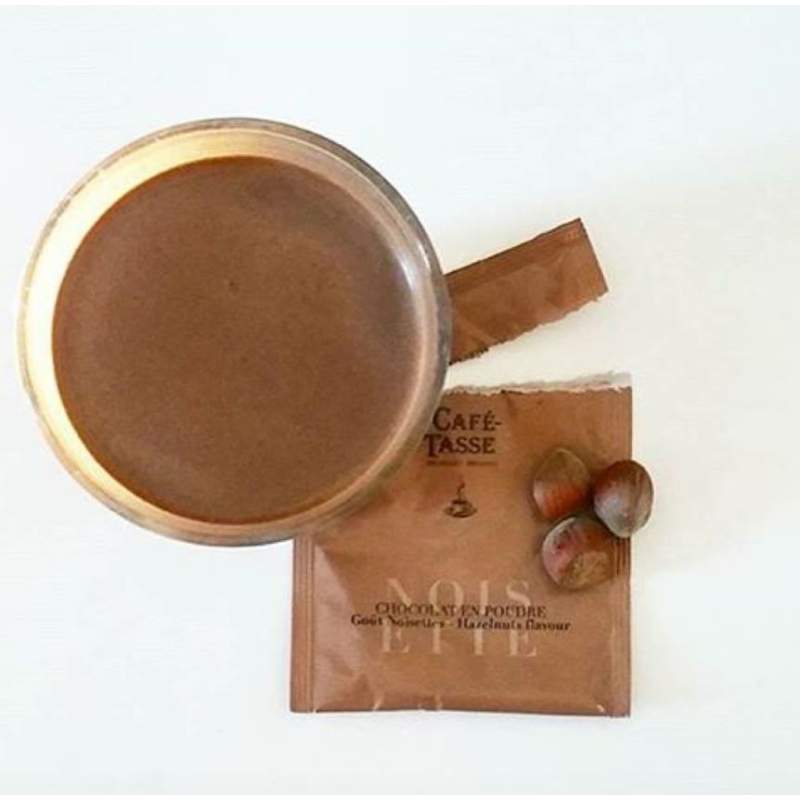 Café-Tasse Mogyorós forrócsokoládé 20g