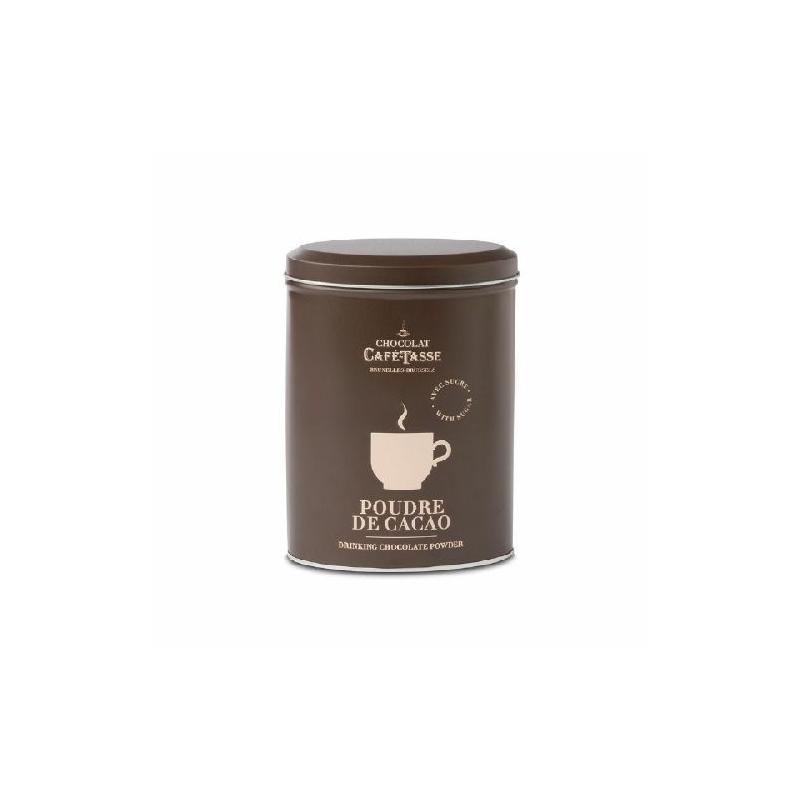 Café-Tasse forrócsokoládé por fémdobozban 250g