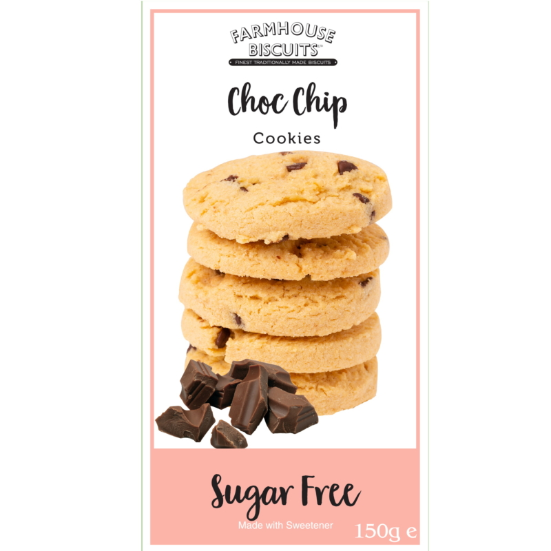 Farmhouse Cukormentes csokis cookie 150g