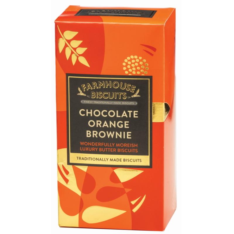 Farmhouse narancsos - csokis keksz 150g