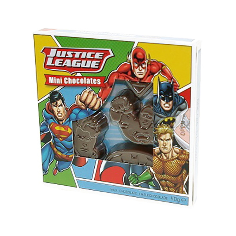 Steenland justice league 40g