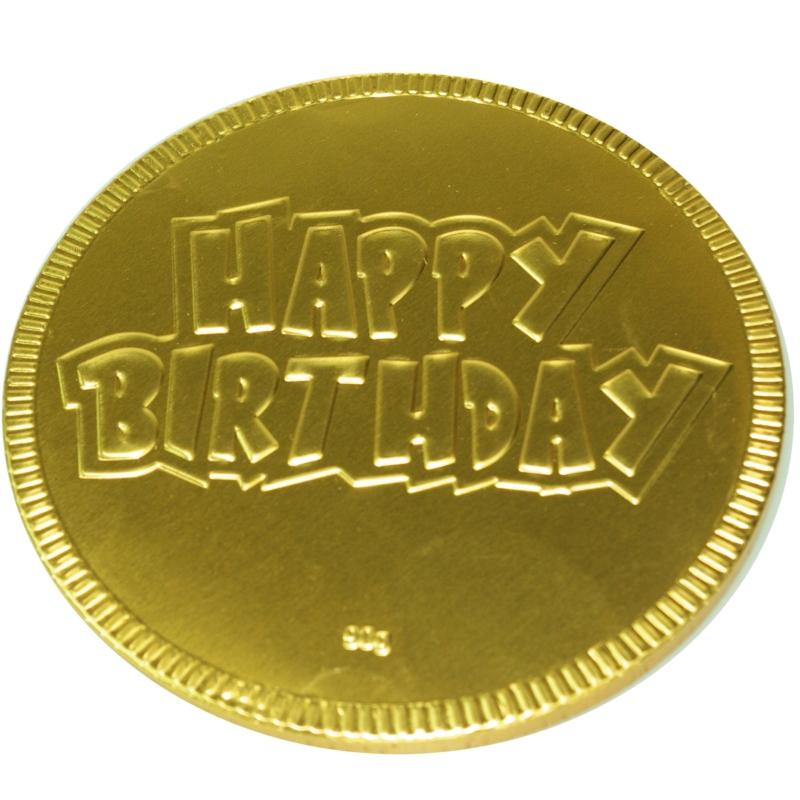 "Steenland Érme ""Happy Birthday"" 90g"