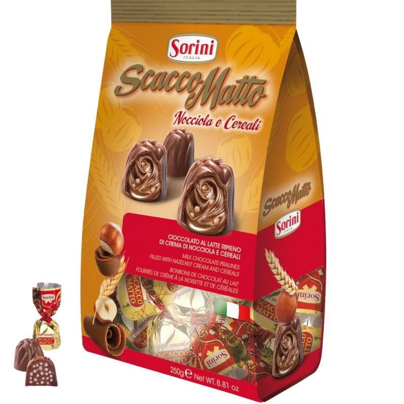 Sorini Scacco Matto t.csokis töltött 250g