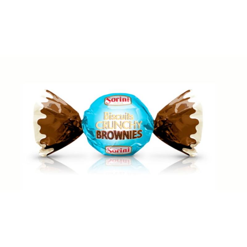Sorini Crunchy Brownie golyók, tej 200g