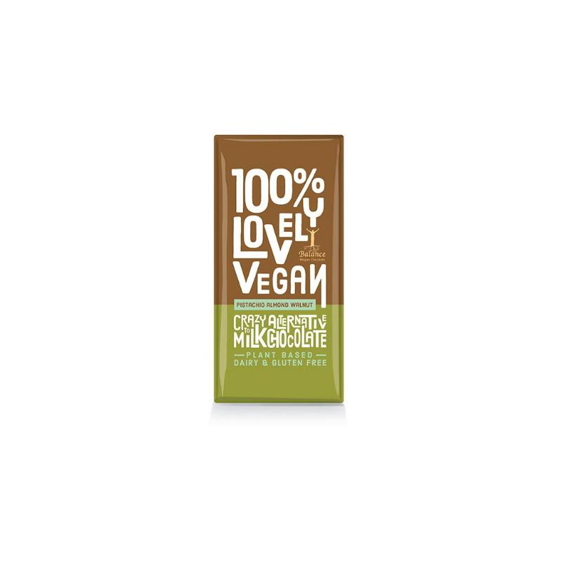 Balance vegan tejcsokoládé 85g