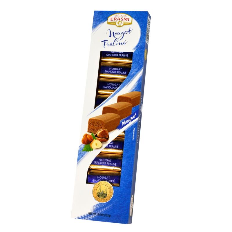 Carstens nugát csoki szel mini 125g