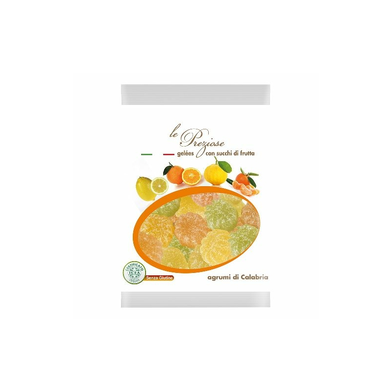 Le Preziose citrus zacskós gyümölcszselé 100g