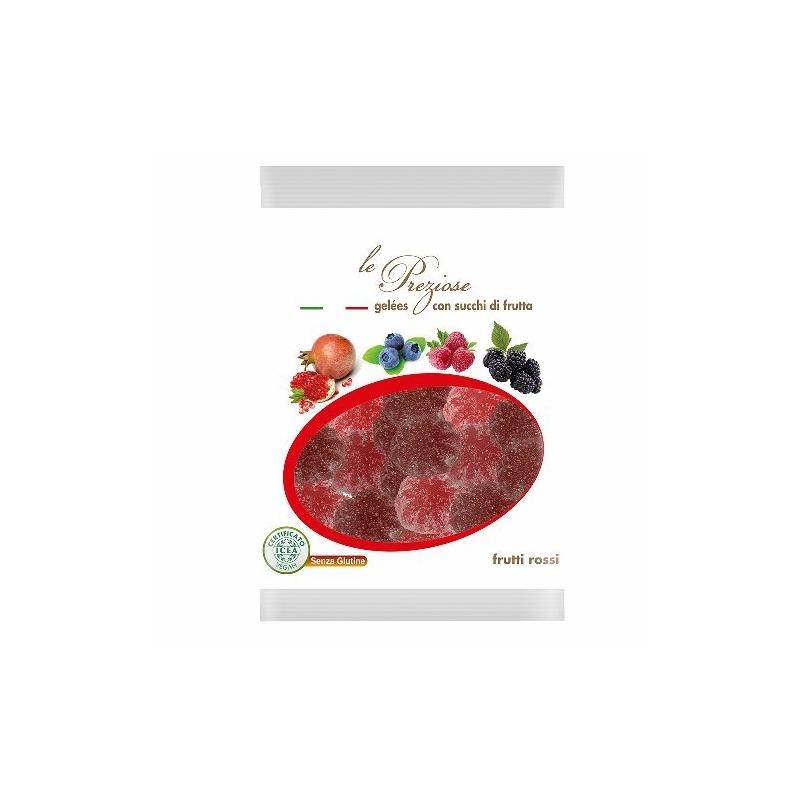 Le Preziose bogyós zacskós gyümölcszselé 100g