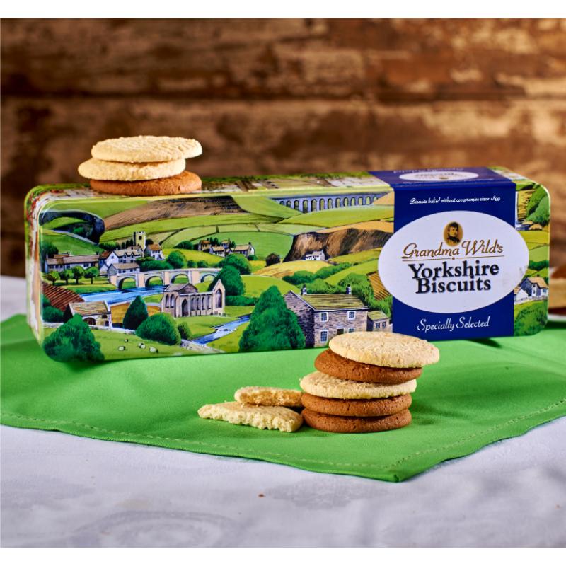 Grandma Wild's Keksz Yorkshire 2 íz FD 300g