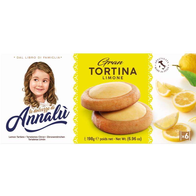 Annalu citromos tallér 198g