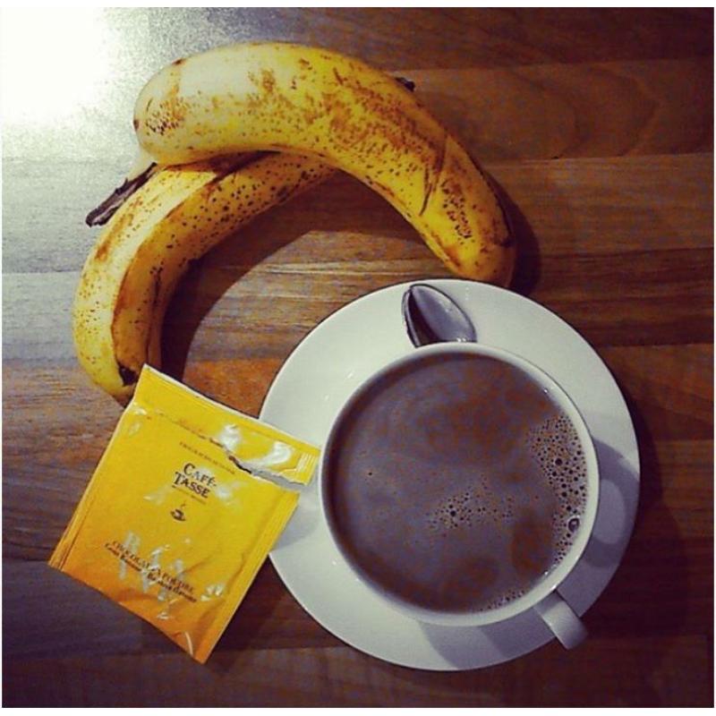 Café-Tasse Banános forrócsokoládé 20g