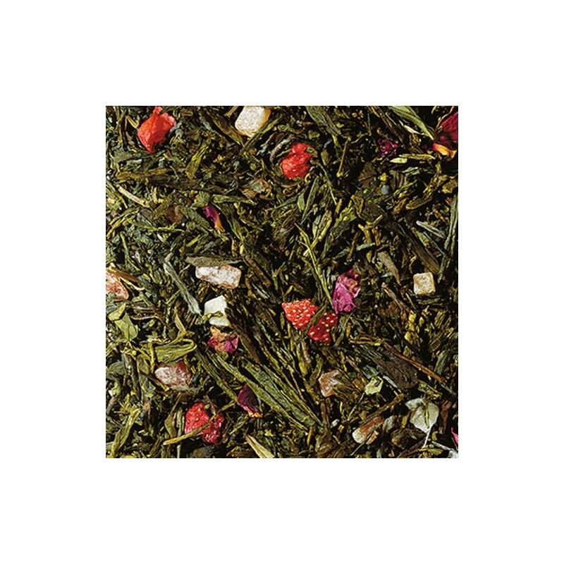 Angyalok csókja fehér és zöld tea 250 gramm