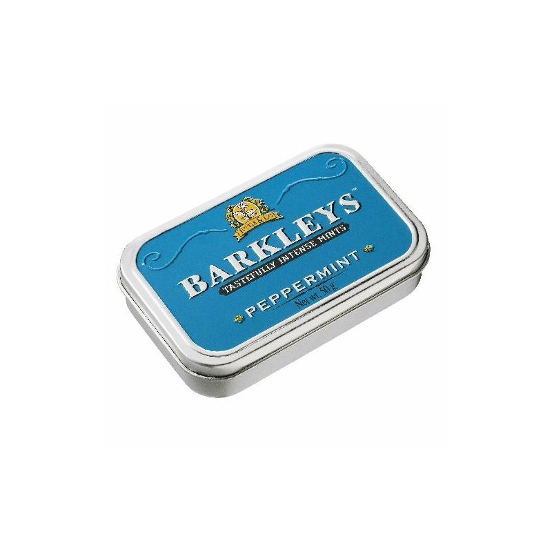 Barkley's Peppermint  fémdobozban 50g