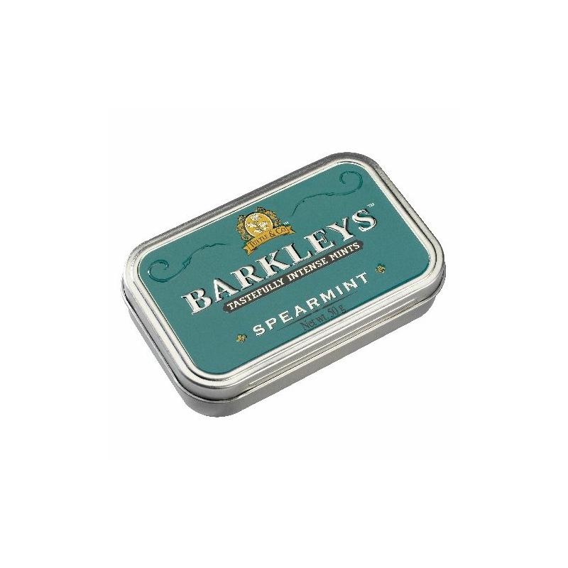 Barkley's Spearmint fémdobozban 50g
