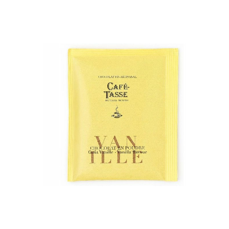 Café-Tasse Vaníliás forrócsokoládé 20g