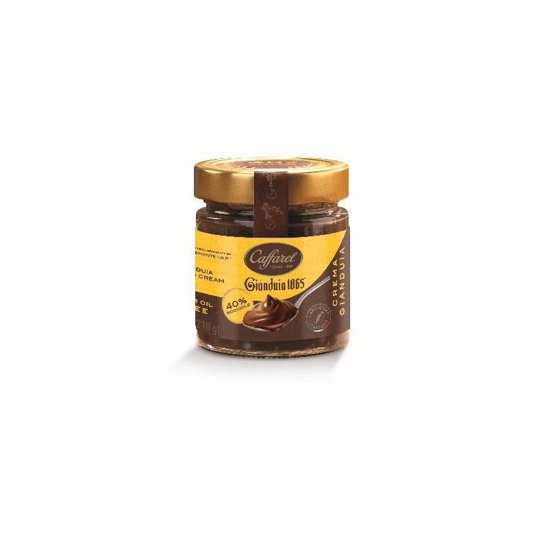 Caffarel Gianduia krém 40% 210g