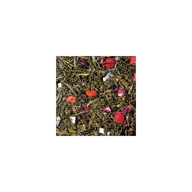 Csodás bogyók zöld tea 100 gramm