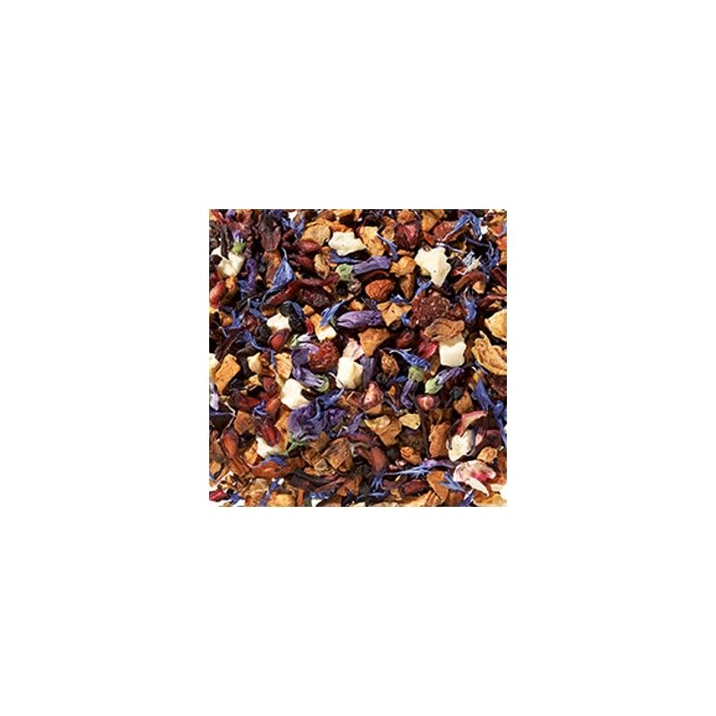 Gránátalma-kékáfonya gyümölcs tea 100 gramm