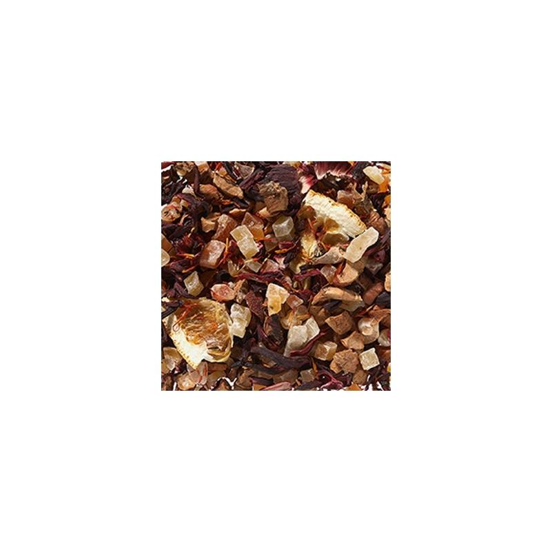 Gránátalma-lime gyümölcs tea 250 gramm