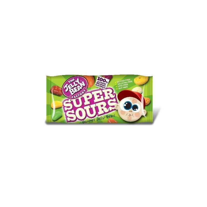 Jelly Bean Tasak Szuper savanyú cukorkák 50g