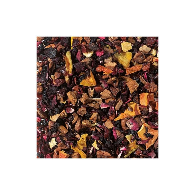 Mangó-Maracuja gyümölcs tea 250 gramm