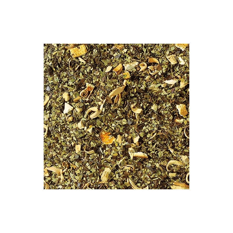 Narancsos Mate herba tea 100 gramm
