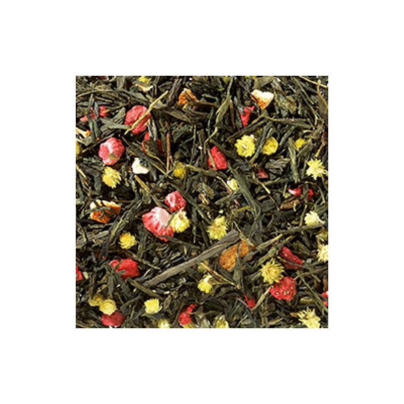 Tavaszi melódia zöld tea 100 gramm