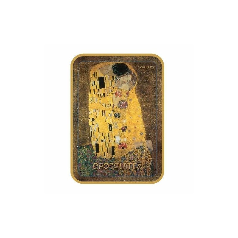 Walkers Klimt 'The Kiss' fémdobozban 200g