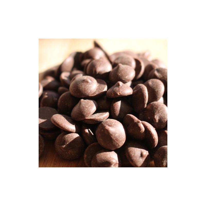Étcsokoládé pasztilla 70% 50 gr