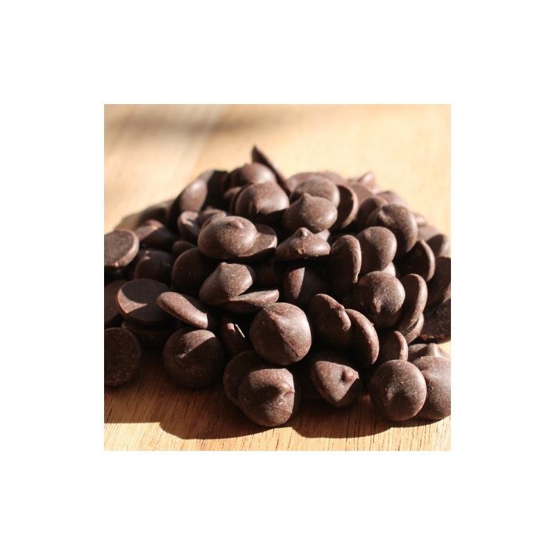 Étcsokoládé pasztilla 55% 100 gr