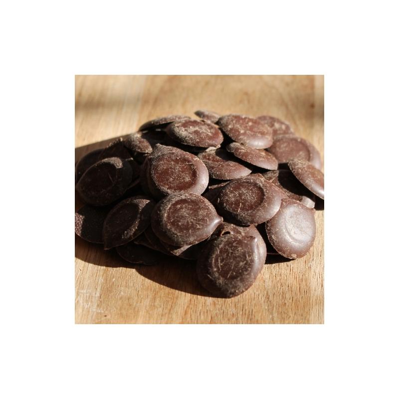 Cukormentes étcsokoládé pasztilla 50 gr
