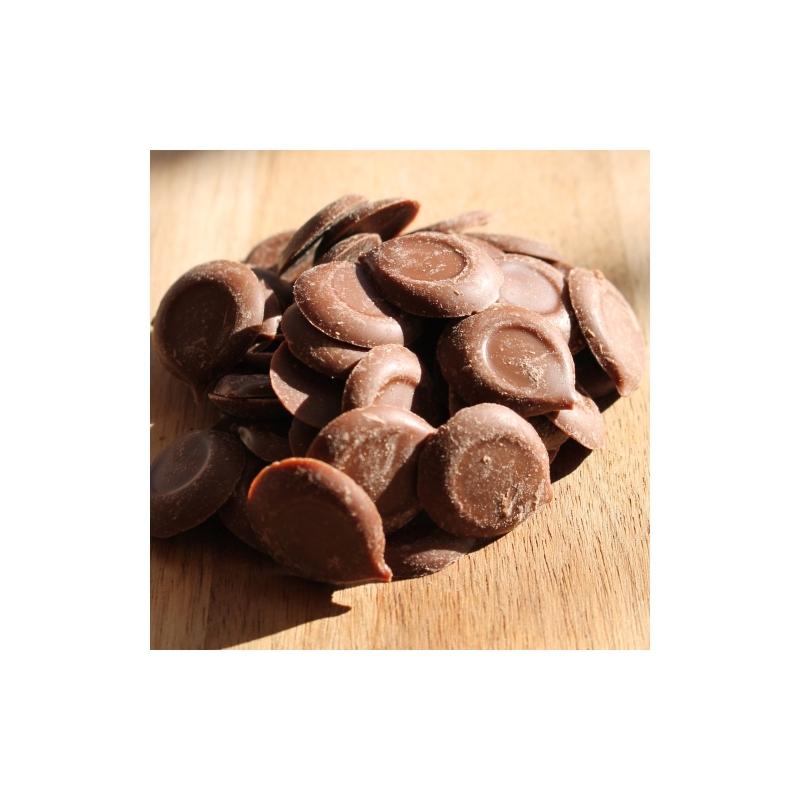 Cukormentes tejcsokoládé pasztilla 50 gr