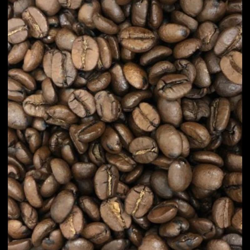 Málna-fehércsokoládé kávé 250 gramm